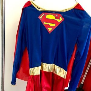 Superman costume for women